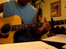 Carry me Home Aaron Shust HOW TO PLAY ON ACOUSTIC GUITAR