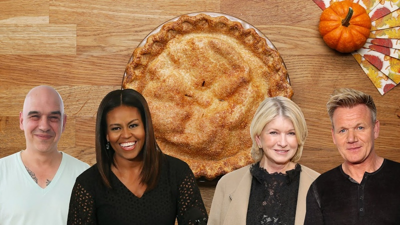 Which Celebrity Has The Best Apple Pie Recipe