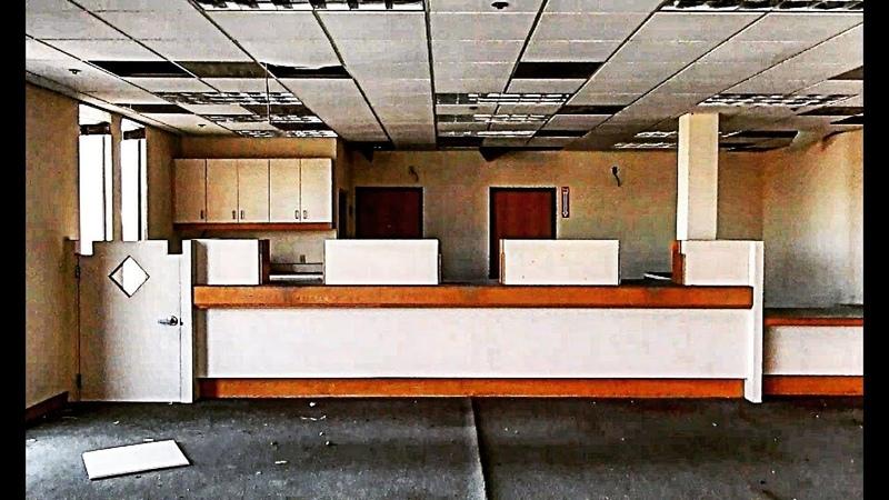 Abandoned Bank In Riverside California