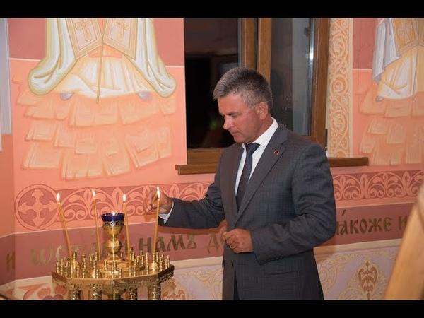 Президент принял участие в памятном мероприятии, посвященном трагическим событиям вековой давности