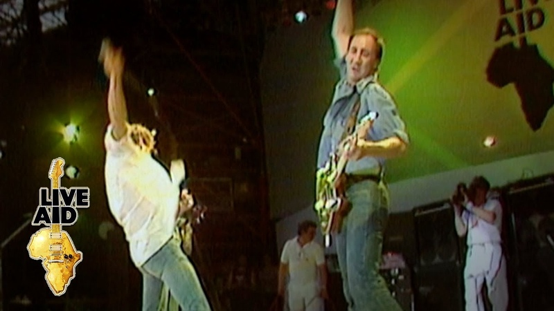 The Who - Wont Get Fooled Again (Live Aid 1985)