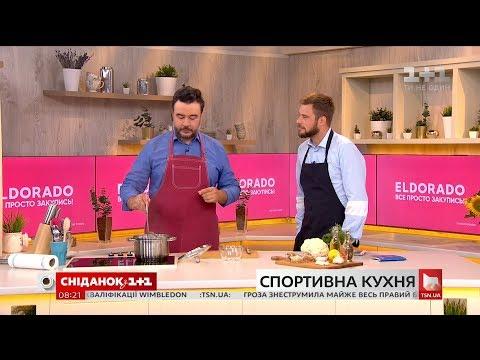 Леонід Веселков приготував корисний салат який допоможе схуднути
