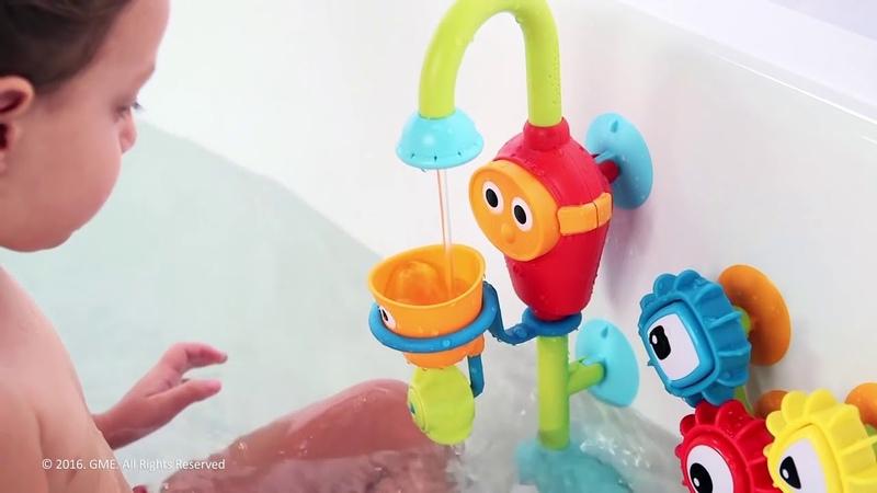 Yookidoo Игрушка водная Волшебный кран большая