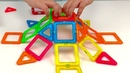 Toys for childrens Magformers neon led magnet set light toy rewiew