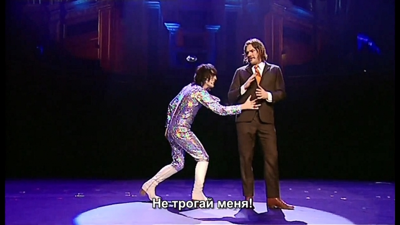 The Mighty Boosh at The Secret Policeman's Ball 2006 (субтитры)