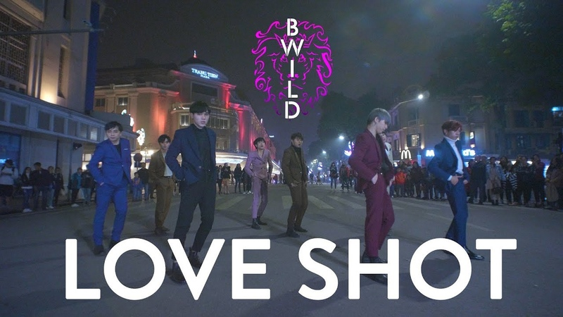 [KPOP IN PUBLIC CHALLENGE] EXO 엑소 Love Shot Dance Cover By B-Wild From Vietnam