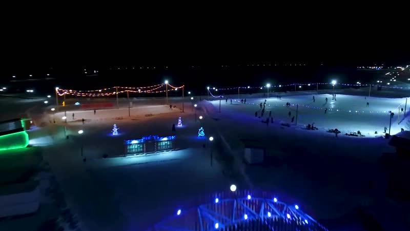 Новогодние праздники в Спутнике. Афиша с 22 декабря по 6 января