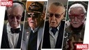 Stan Lee Cameos in Marvel Movies Live Action TV Shows. (R.I.P. 1922-2018)
