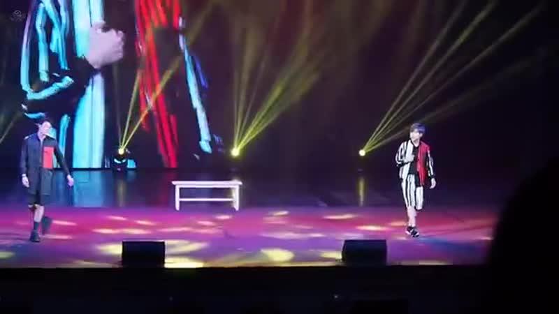 16.12.18 MeanPlan Performance 'หมายความว่าอะไร' @ Love by chance Fanmeeting in BKK.mp4