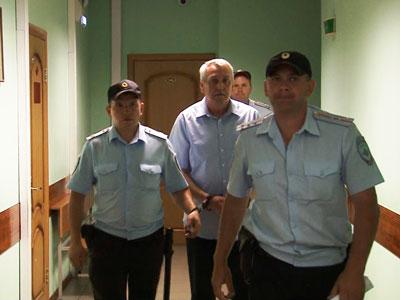Генпрокуратура требует ужесточить приговор бывшему замгубернатора Курской области