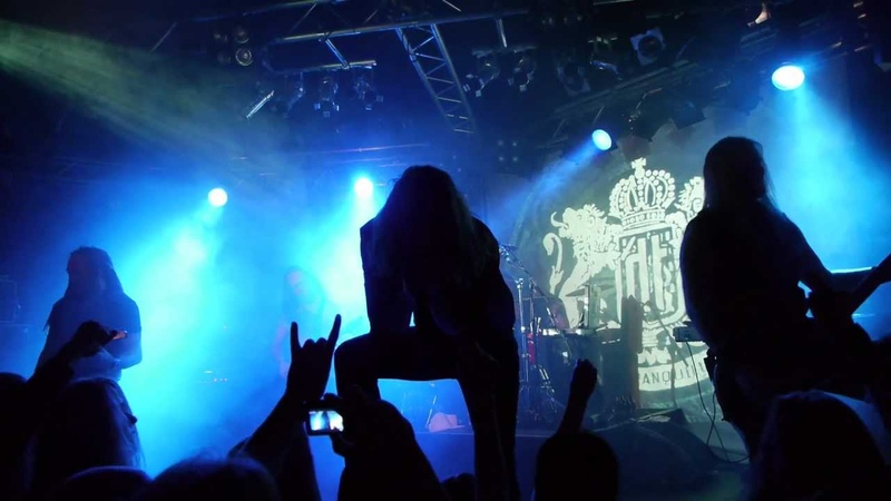 Dark Tranquillity - The Treason Wall (Live at Klubi • Tampere • Finland)