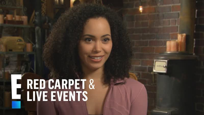Charmed Reboot Cast Picks Favorite Witches | E! Red Carpet Live Events