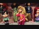 Принцессы из нового мультфильма Ральф против интернета