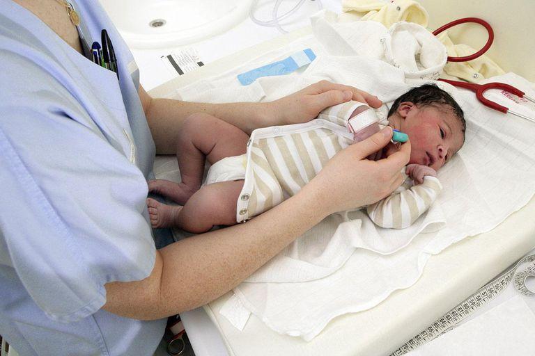 Скрининг новорожденных на генетические и метаболические нарушения