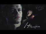 ►The Originals • I'm only human after all.