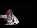 Sara Guirado - Girl performing Tanoura dance (Sufi whirling) 23585