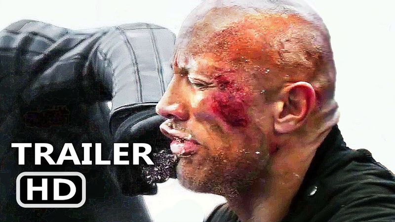 FAST FURIOUS HOBBS AND SHAW Trailer 2 (NEW 2019) Dwayne Johnson Movie HD