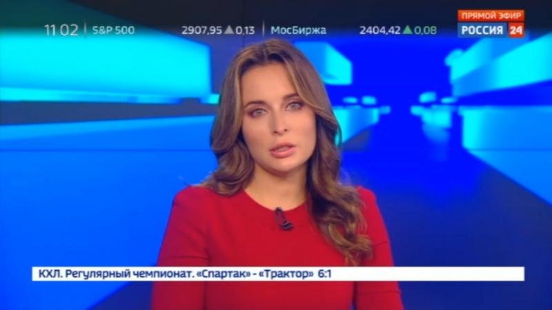 Новости на Россия 24 • Новейшую подлодку Кронштадт спустили на воду в Санкт-Петербурге
