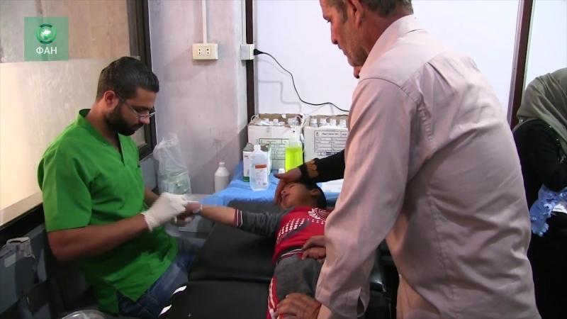 Сирия жители Хасаки страдают от нехватки медикаментов из за курдов