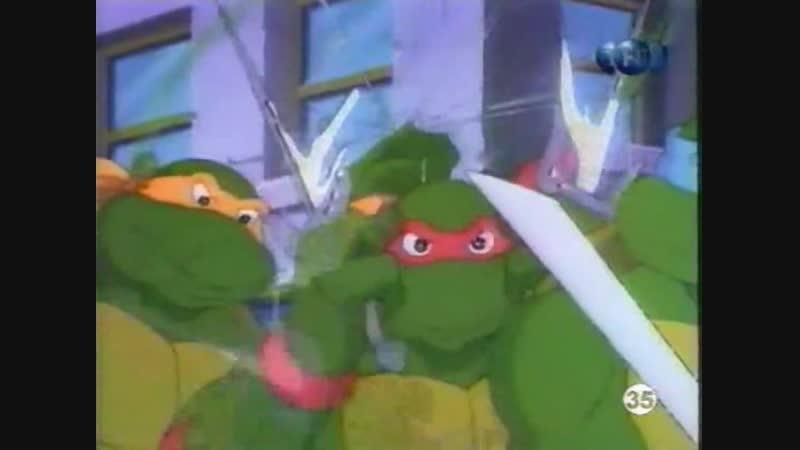 Teenage.Mutant.Ninja.Turtles.(1991).-.5x22.-.Planet.Of.The.Turtleoids.Part II.VHSRip.Rus