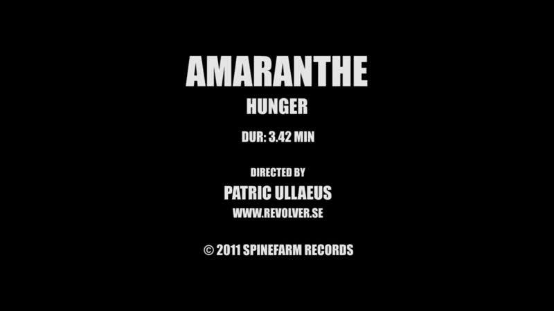 2011 - Amaranthe - Hunger