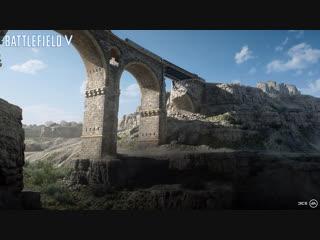 Battlefield V  Обзор стартовых карт мультиплеера
