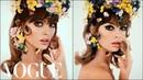 Recreating ICONIC Vogue Photos 60's Jean Shrimpton