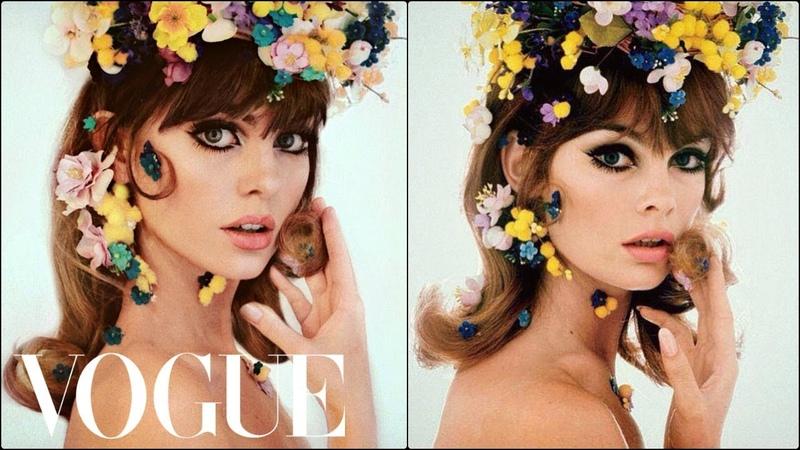 Recreating ICONIC Vogue Photos | 60's Jean Shrimpton