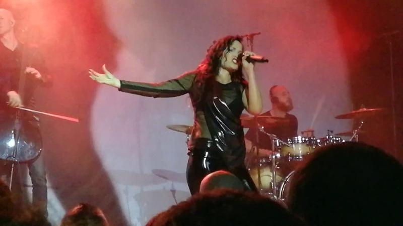 Tarja Turunen live in Milan - Love to hate - 17/10/2018