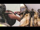 Реставрация скульптуры Битлз (Донецкая филармония, 2018)