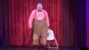 Clown routine by Faeble Kievman