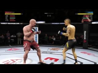 ЧЕРЧЕСОВ vs НЕЙМАР(NEYMAR) UFC