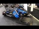 2018 Polaris XCR 600 Sled - Walkaround - 2017 Toronto Snowmobile Show