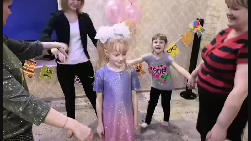 День рождения Милены)