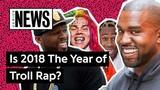 Lil Pump, Kanye West, 6ix9ine &amp The Rise Of Troll Rap Genius News
