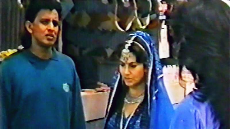 Митхун Чакраборти-индийский фильм:Заступник/Numbri Aadmi (1991г)