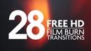 FILM BURN TRANSITIONS 1 Final Cut Pro Adobe Premiere Pro Sony Vegas Pro Adobe After Effects