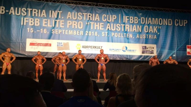 IFBB Elite Pro Austria - 16.09.2018 St. Pölten_4