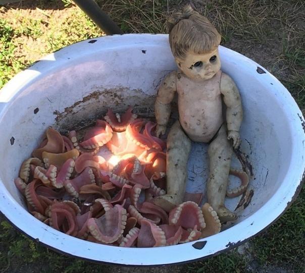 WTF: что тут происходит Очередная подборка фотографий из интернета со странными предметами, людьми и их