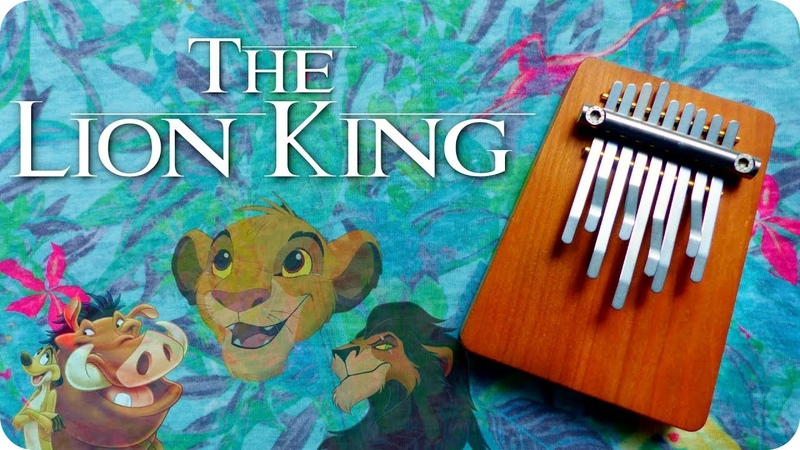 In The Jungle The Lion King Kalimba Cover
