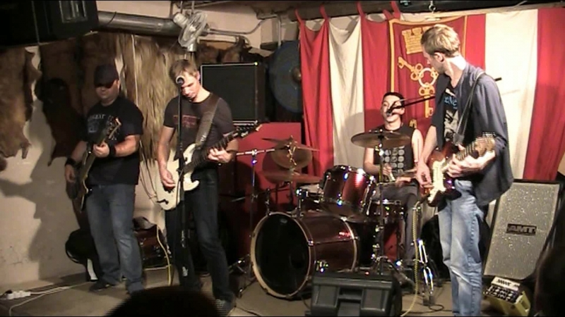 CoveRock Band - Проклятый старый дом 21.07.2018