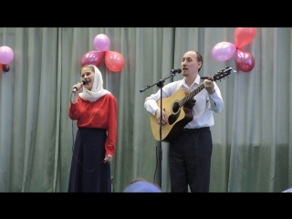 Пасха.Роман и Наталия Андреевы