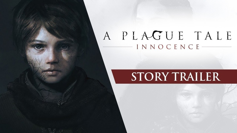 A Plague Tale: Innocence - Story Trailer (English)