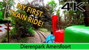 CABVIEW HOLLAND [NARROW GAUGE] Berenboemel Dierenpark Amersfoort 2018 'First ride'