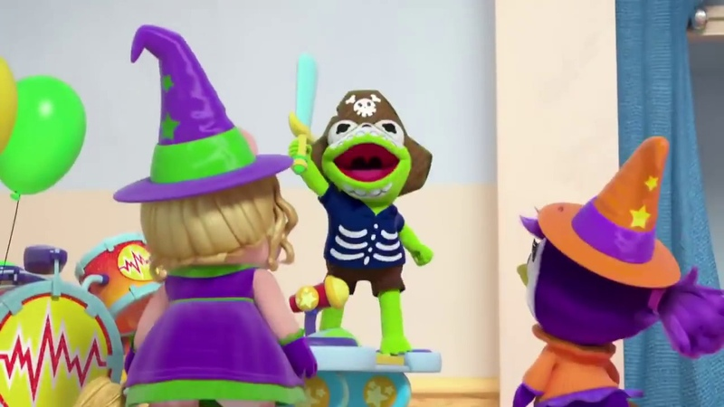 Muppet Babies - Happy Hallowocka!The Teeth-Chattering Tale of the Haunted Pancakes (Promo)