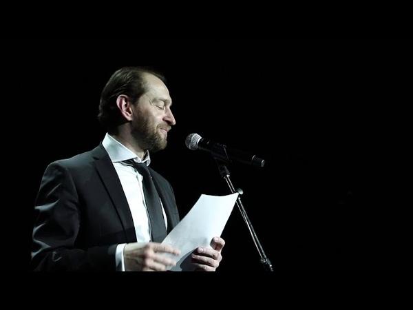 Константин Хабенский читает один из самых пронзительных рассказов Александра Цыпкина