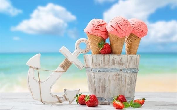 Интересные факты о мороженом История мороженого насчитывает более 5 тысяч лет, как и история древней китайской цивилизации. Первые упоминания о мороженом идут именно из Китая. Более трёх тысяч