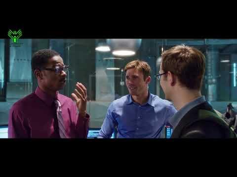 Эпизоды с жестовым языком из фильма Сноуден (Snowden) с субтитрами