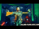 Killing Floor 2 Вышло крупное обновление Halloween Horrors Monster Masquerade Killing