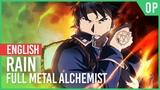 Fullmetal Alchemist Brotherhood -
